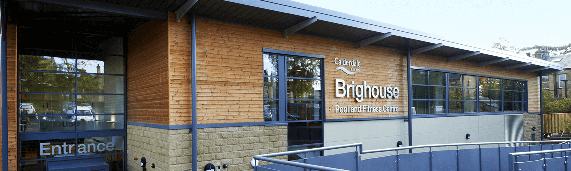 Brighouse Swimming Pool And Fitness Centre Calderdale Sports And Fitness