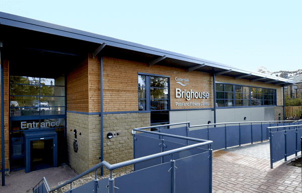 Brighouse pool and fitness centre