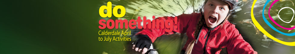 Do something! April to July activities