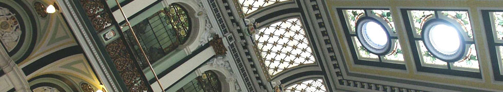Architectural ceiling features