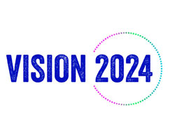 Vision 2024 logo