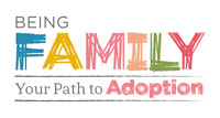 Being Family logo