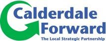 Logo for Calderdale Forward