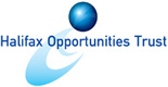 Logo for Halifax Opportunities Trust