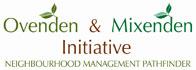 Logo for Ovenden & Mixenden Initiative