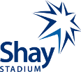 The Shay Stadium logo