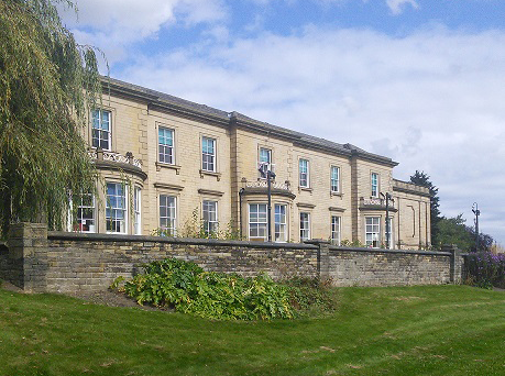 Brighouse Library