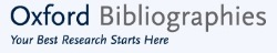 Oxford Biographies Online Logo