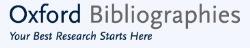 Oxford Biographies Online Logo