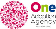 One adoption agency west yorkshire logo