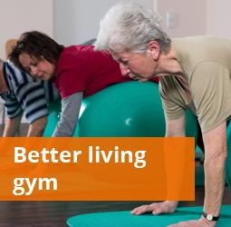 Better living gym