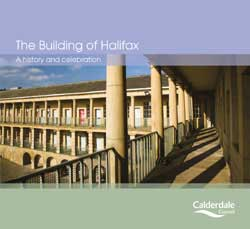 The Building of Halifax book cover