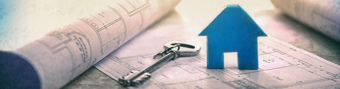 property documentation, house and key