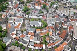 Aerial view Lüdenscheid