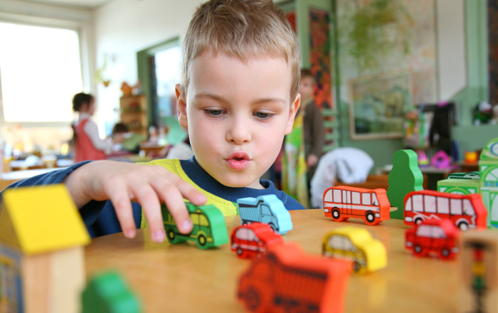 Children and family care
