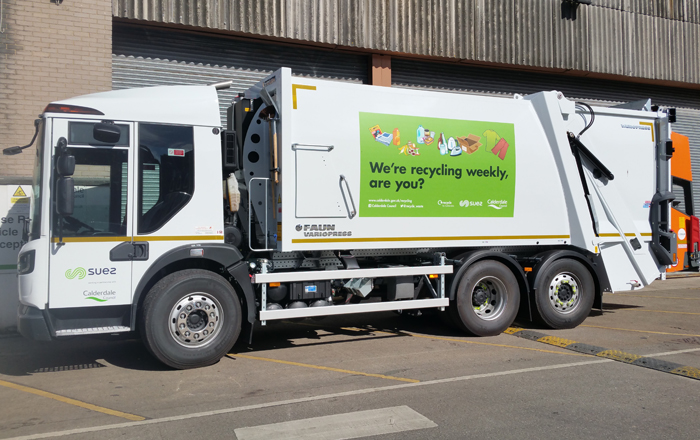 Waste and recycling | Calderdale Council
