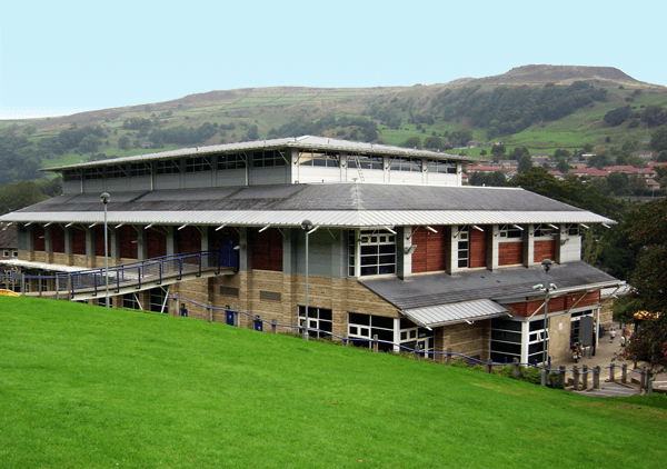 Todmorden Sports Centre