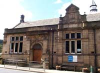Todmorden Library