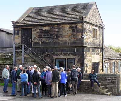 Calderdale Heritage Walks: The Dark Side of Halifax