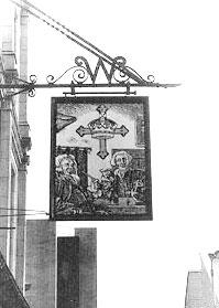 Union Cross sign, Halifax