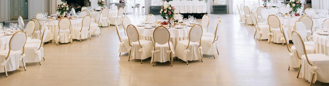wedding ceremony at venue