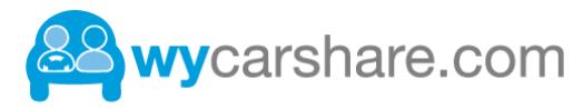 West Yorkshire car share logo